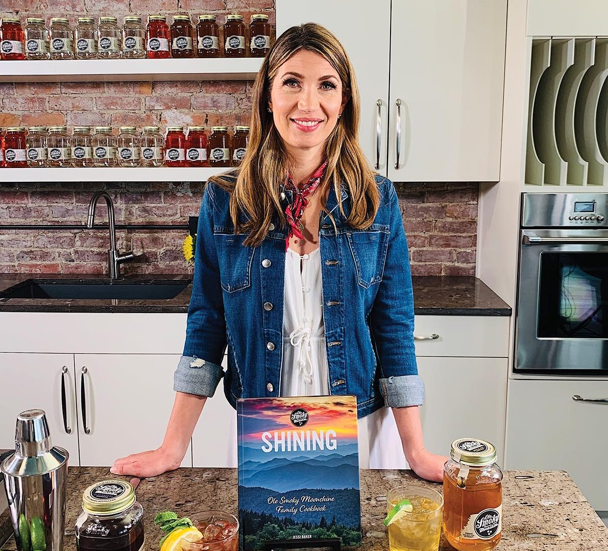 Cookbook's Recipes Add 'Shine to Family Table