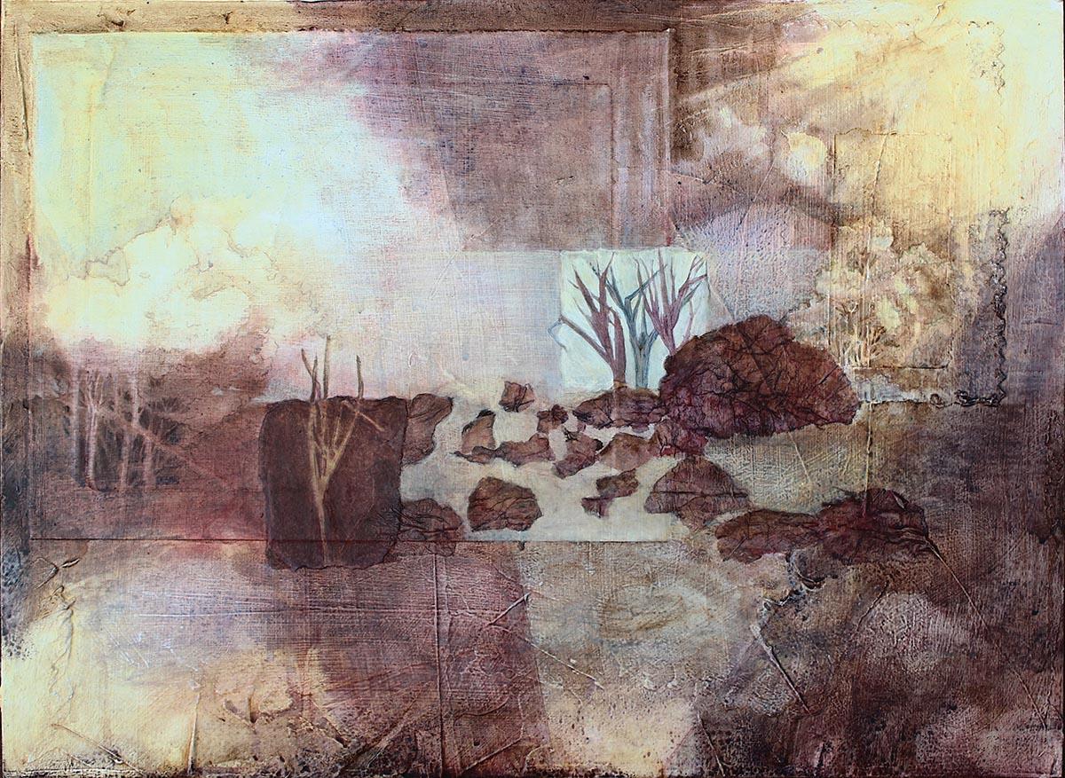 Instead of Ashes. Dona D. Barnett, artist