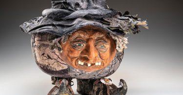 Ready For Halloween. Dorann Nelson, artist