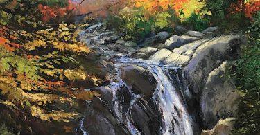 Light-filled Landscapes at Asheville Gallery of Art