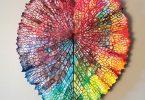 Mardi Gras Lily. John Wayne Jackson, artist