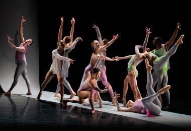 BalletX. Photo by Vikki Sloviter