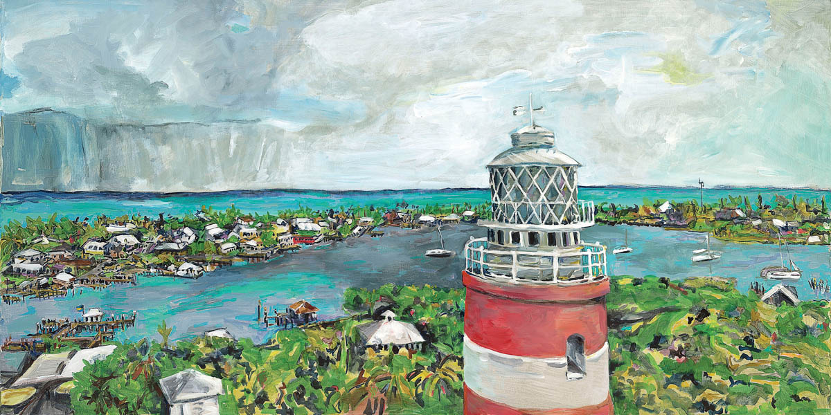 Artists Work to Rebuild in the Bahamas