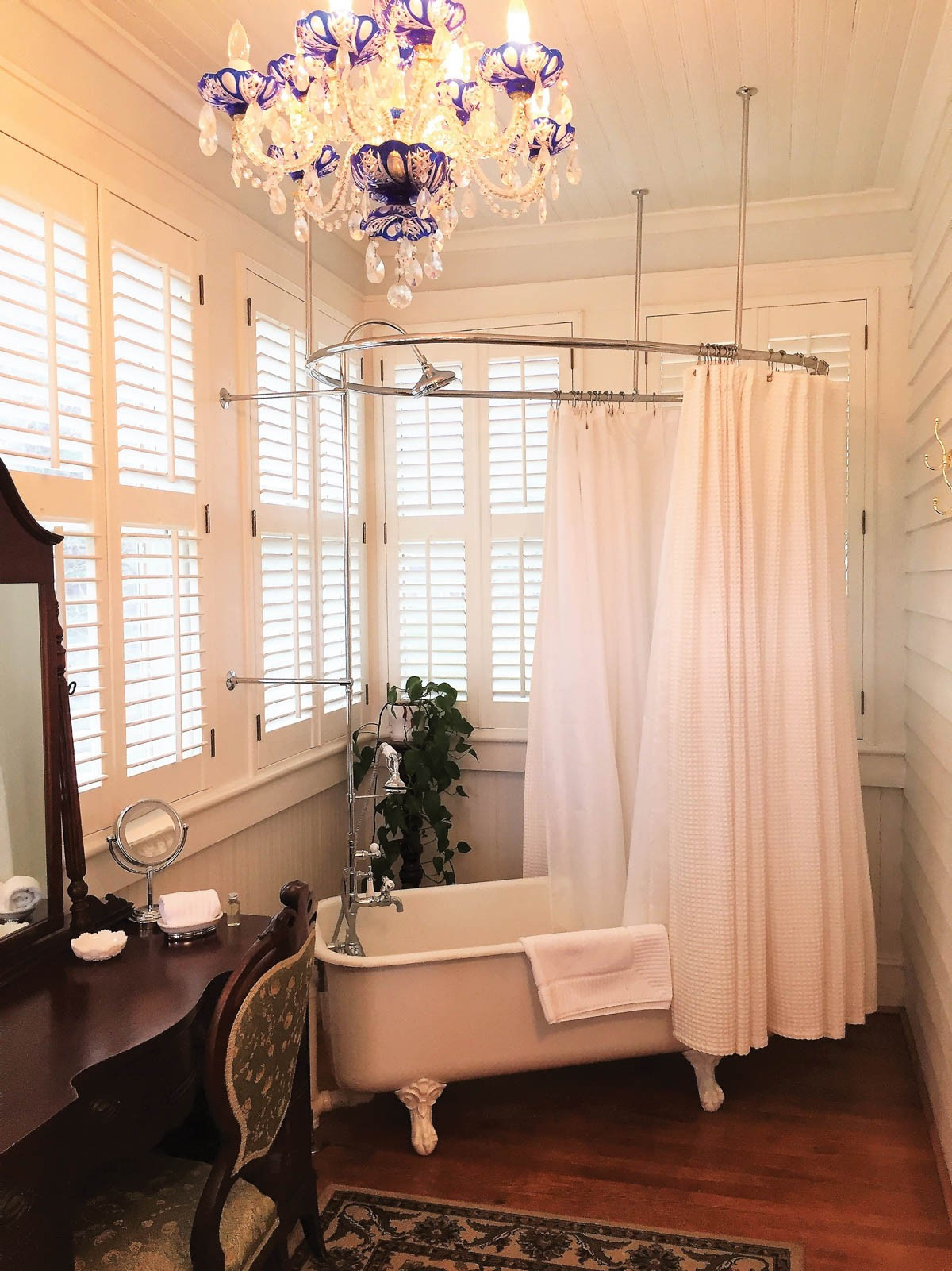 Bathroom of the Bess Ray Howell room