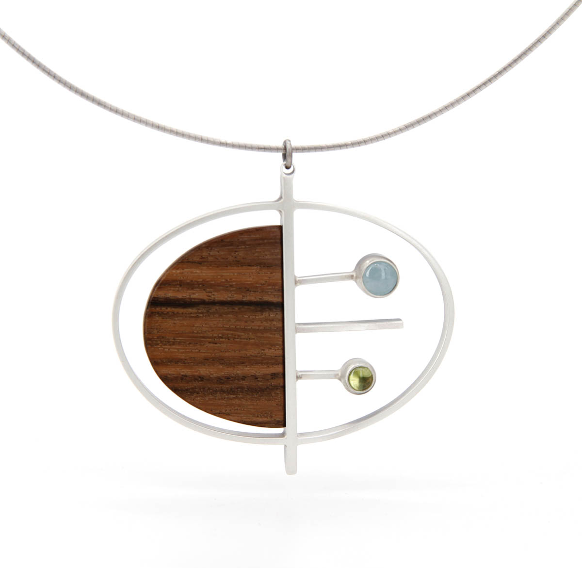 Mod Pendant Necklace. Matthew Smith, artist