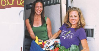 Fresh & Nutritious Food Delivered to Doorsteps