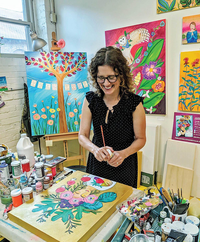 Lori Portka, artist