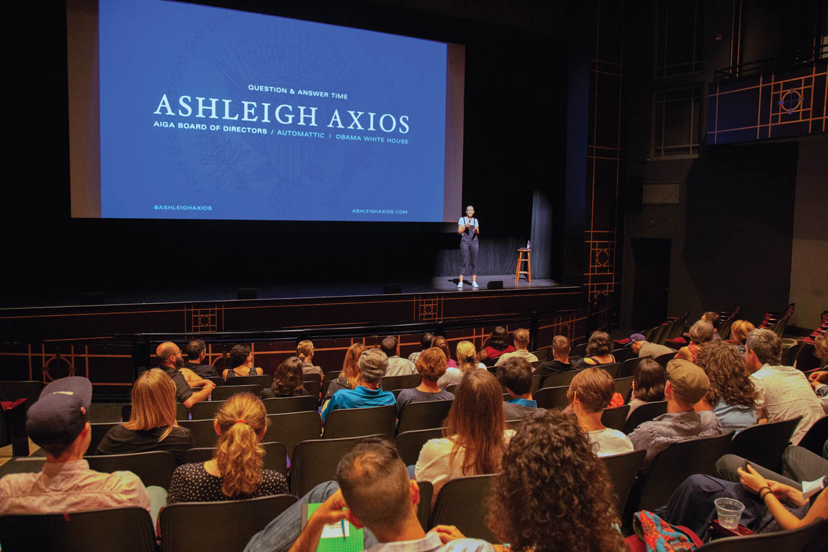 Asheville Now Home to AIGA Chapter