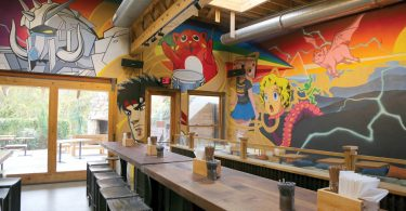 Futo Buta: Food & Art Merge in New Asheville Eatery