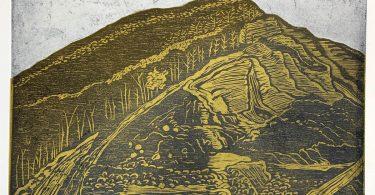 A Landmark Removed. Martha Ensign Johnson, artist
