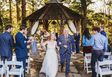 Western North Carolina Boasts Venues For Any Size and Style Wedding