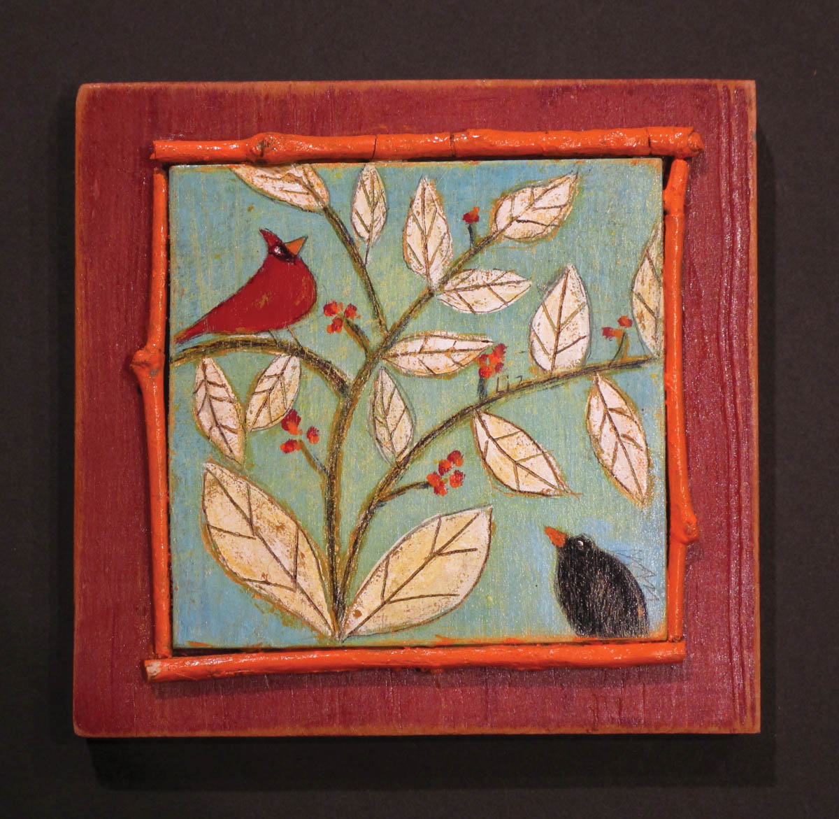 Small Masterpieces on Display at AMERICAN FOLK ART