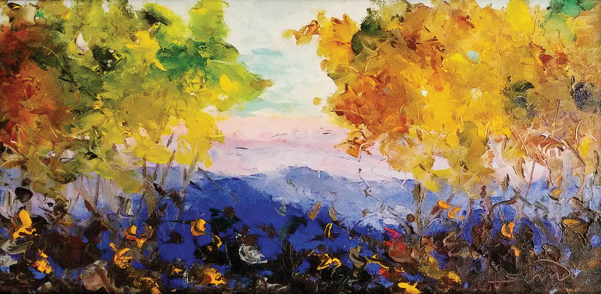 Colors of Life at Asheville Gallery of Art in March