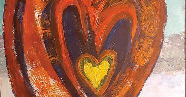 Celebrate Love & Art at Blue Dharma in February