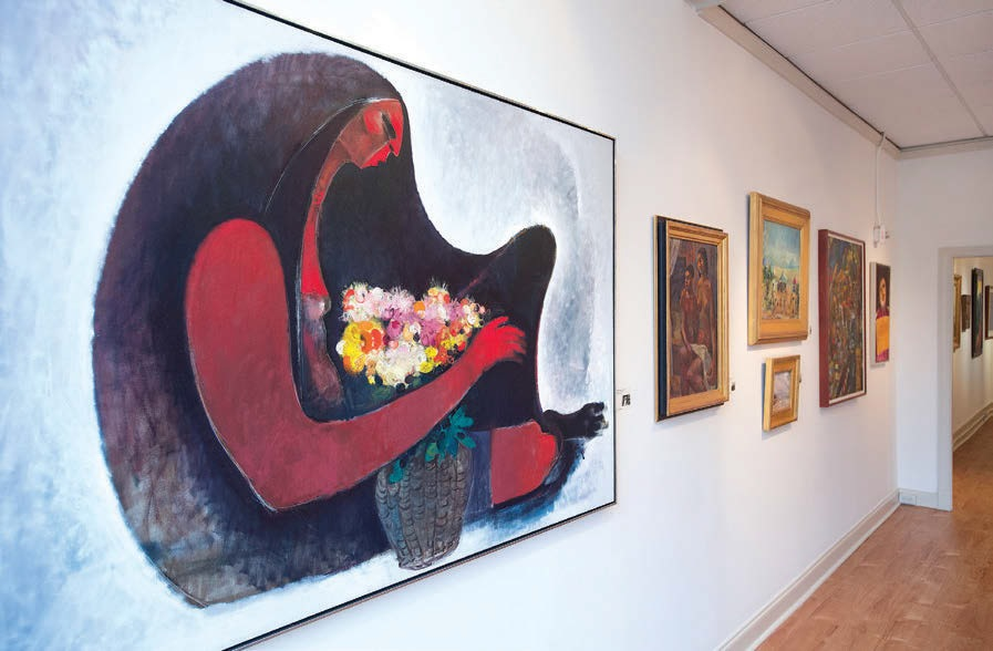 Voices in American Art Lecture February 13 Celebrates Southern Women Artists