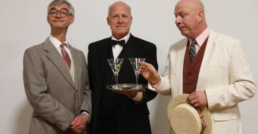 New Jeeves Play at NC Stage in February