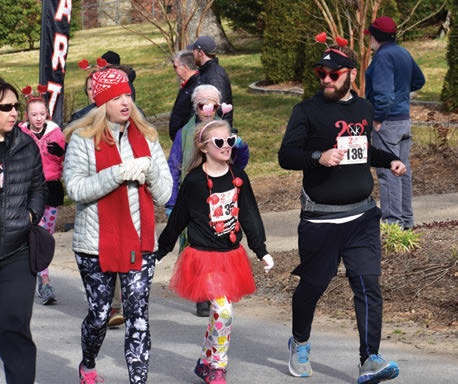 Black Mountain's Valentine 5K