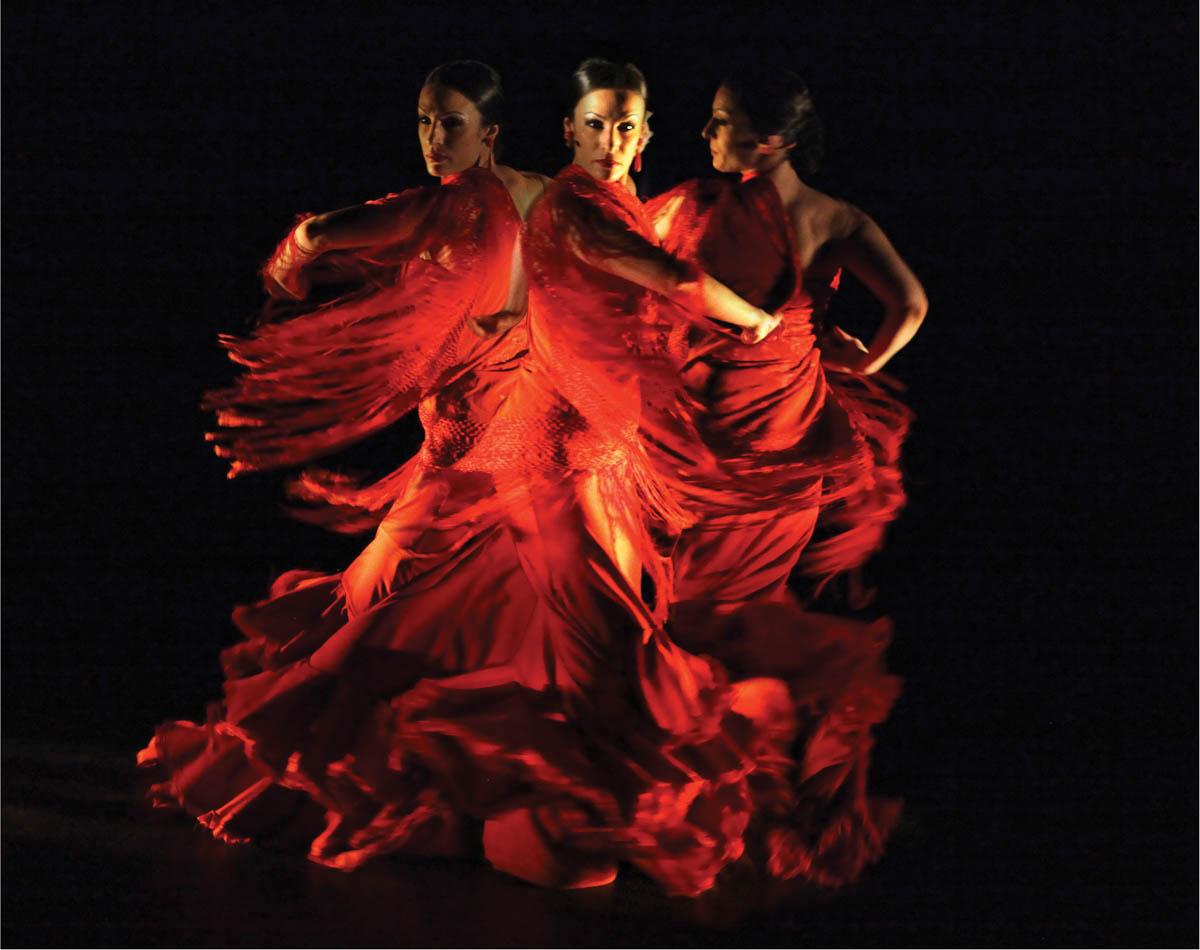 Celebrate Valentine's Day with Flamenco Vivo Carlota Santana