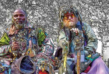 Artists Making News: John Haldane