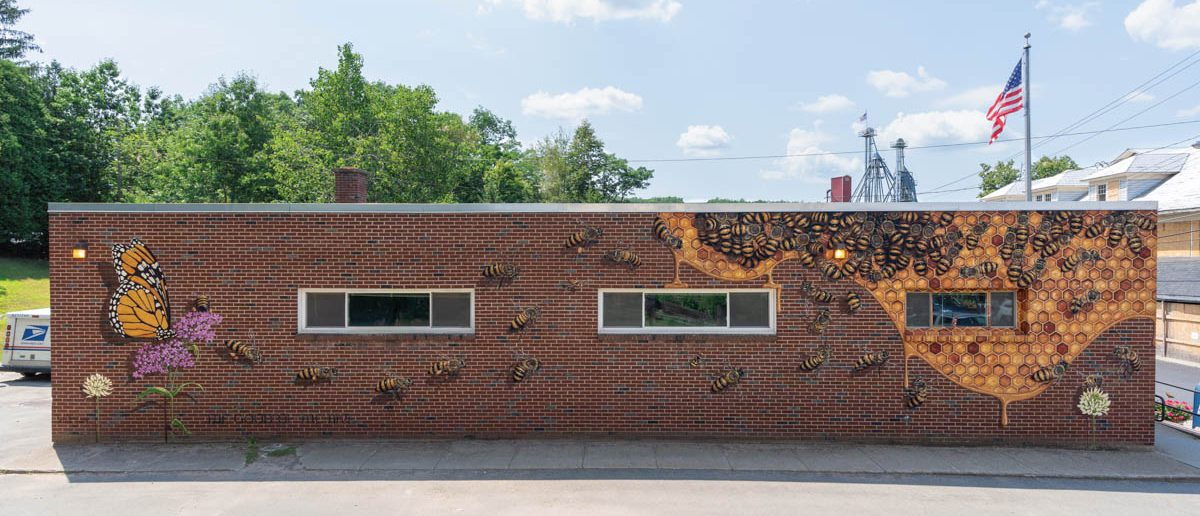 Mural Project Comes to Downtown Hendersonville