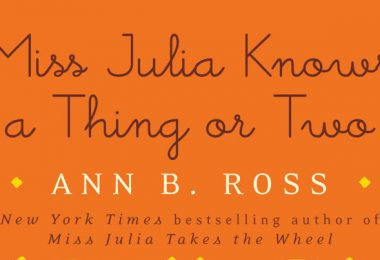 Book Feature: Miss Julia Knows a Thing or Two