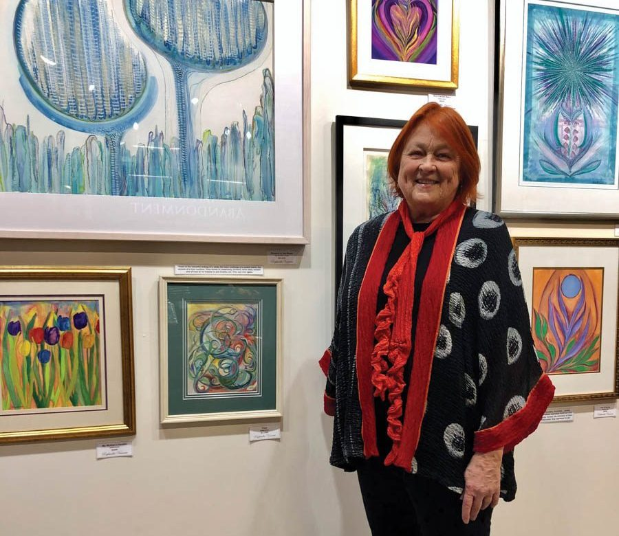 Heartful Art: Staying Optimistic in Tough Times