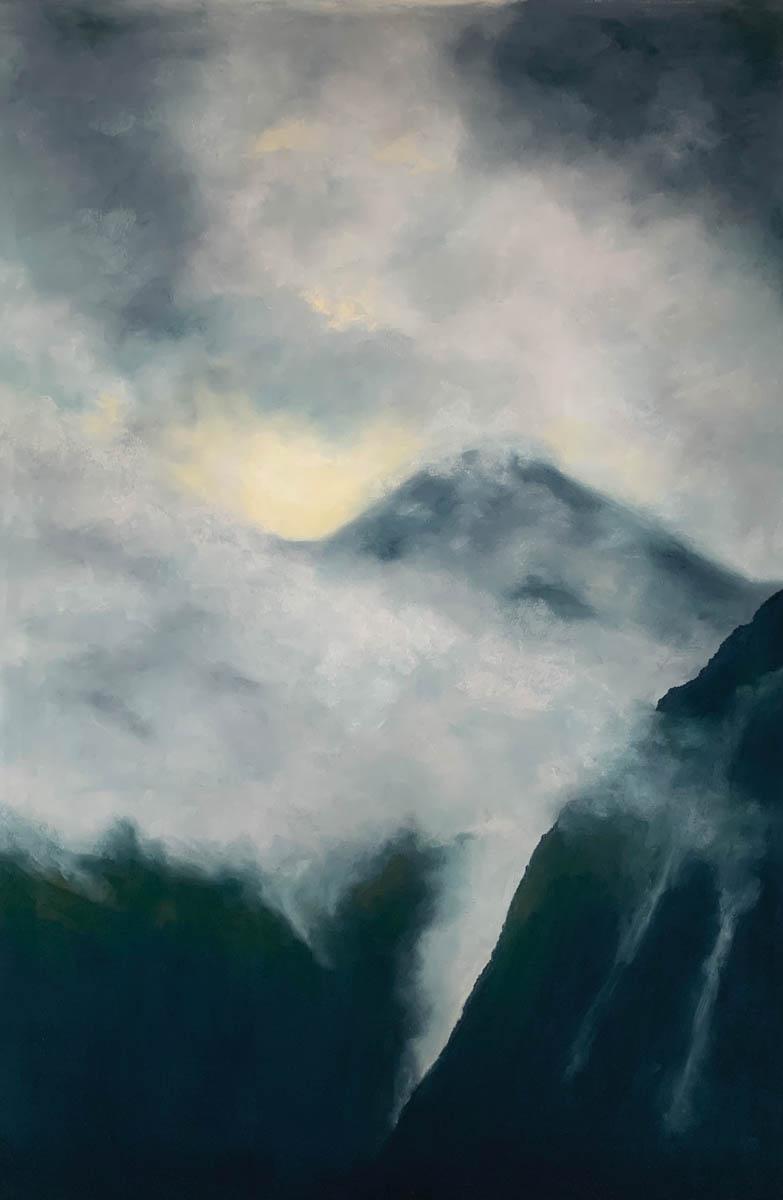 Elise Okrend: Mystic Mountain III