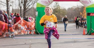 Outdoors: Girls on the Run Virtual 5K