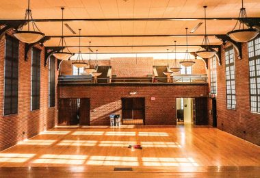 Historic Landmark Successfully Restored at A-B Tech
