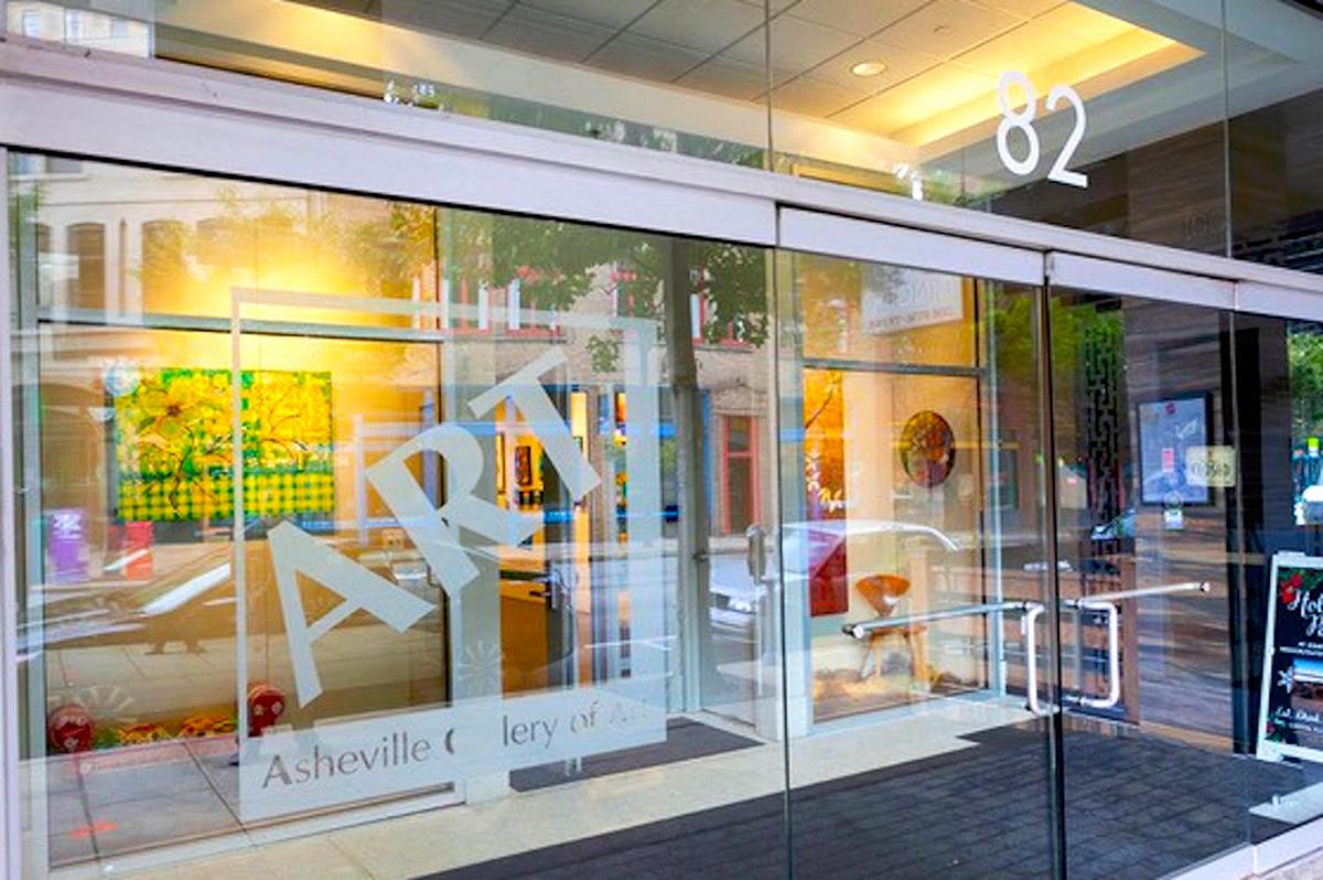 Asheville Gallery of Art Seeking New Members
