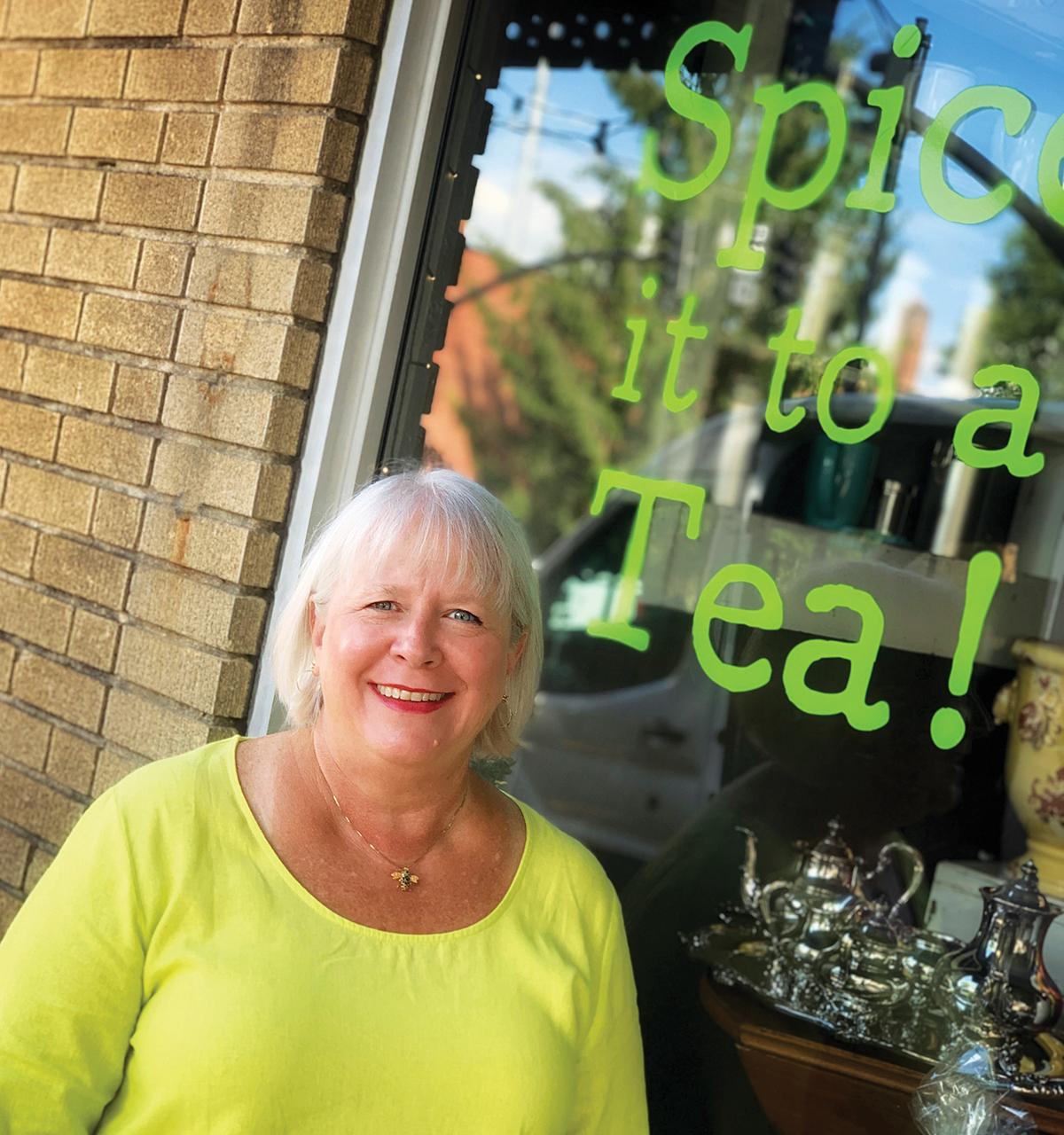 Shop Talk: Spice it to a Tea