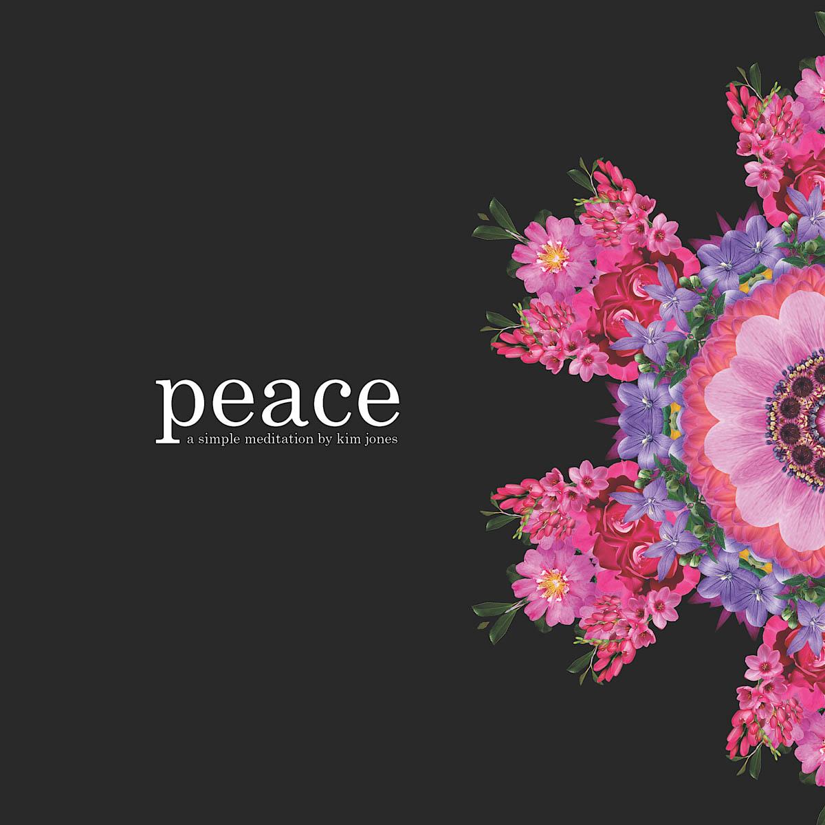 peace: a simpl meditation