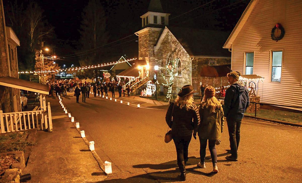 Dillsboro Lights & Luminaries