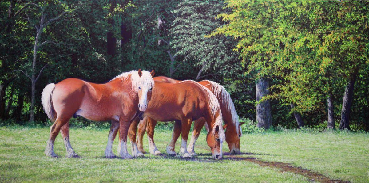 Gallery at Flat Rock: Sacred Animalia