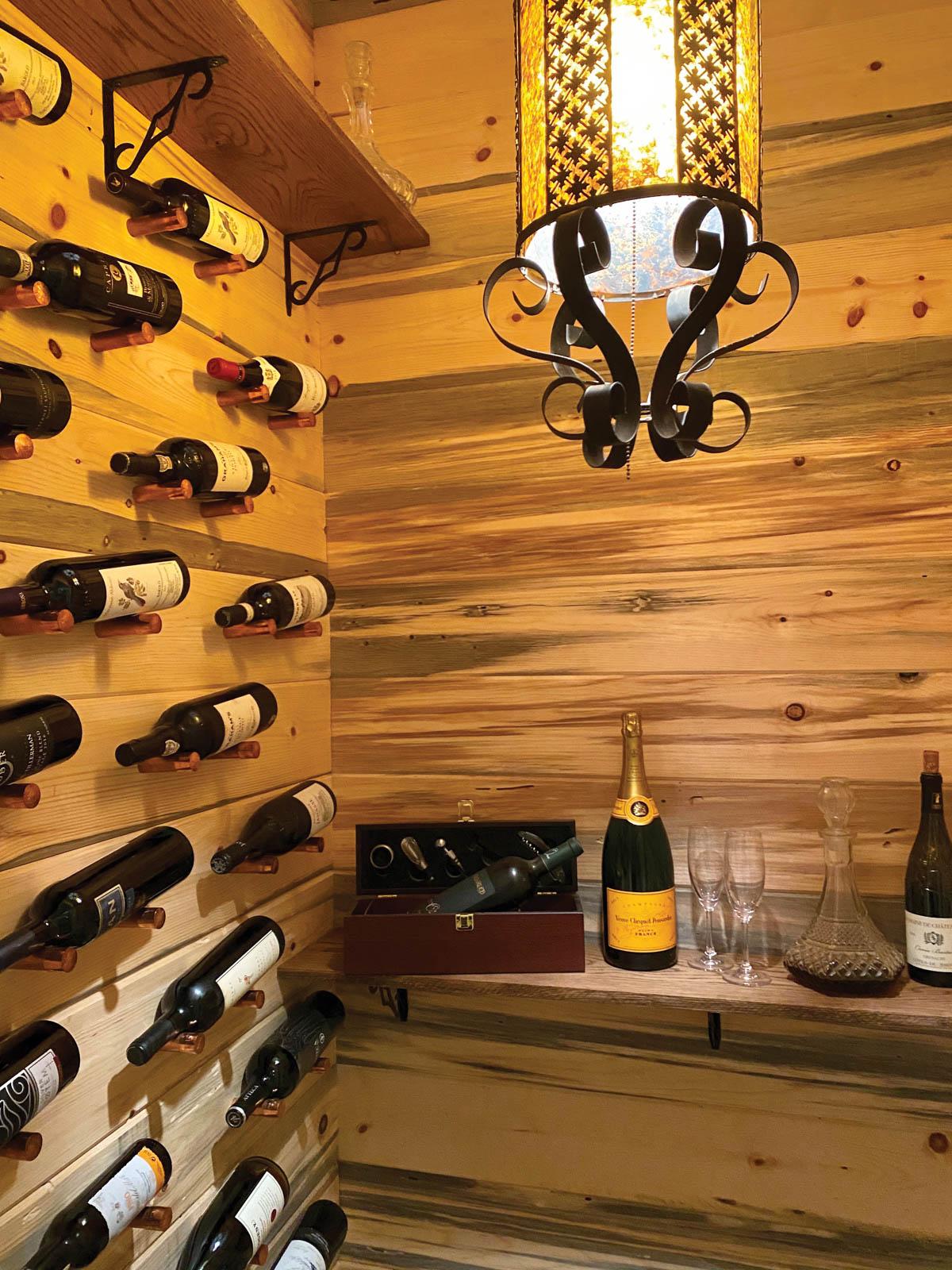 Grapevine: Wine Cellar