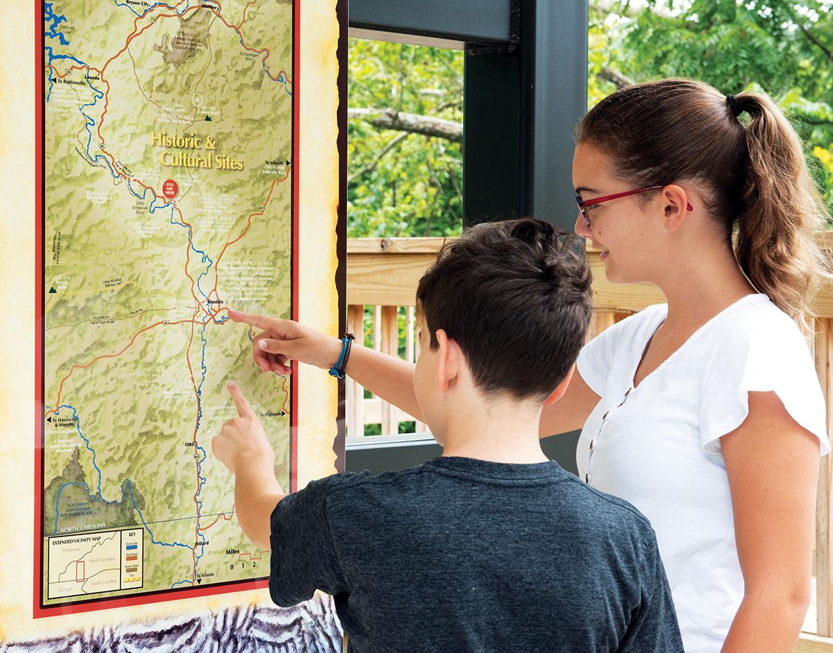 Cherokee Cultural Corridor