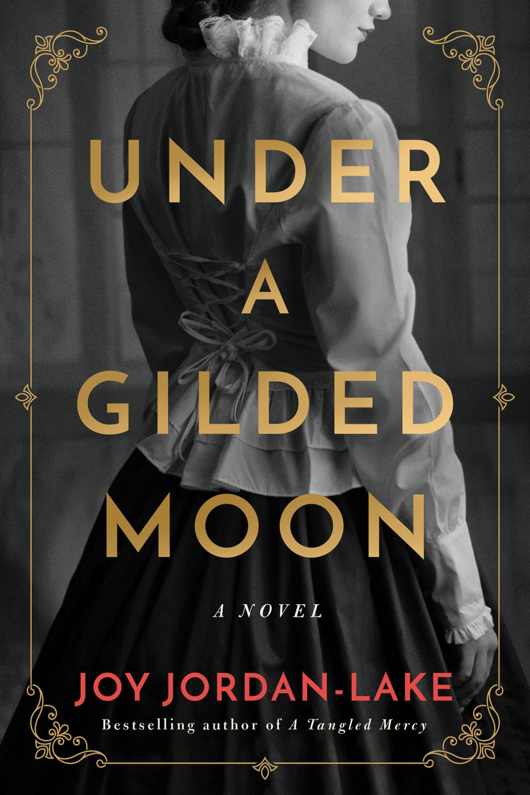 Book Feature: Under a Gilded Moon