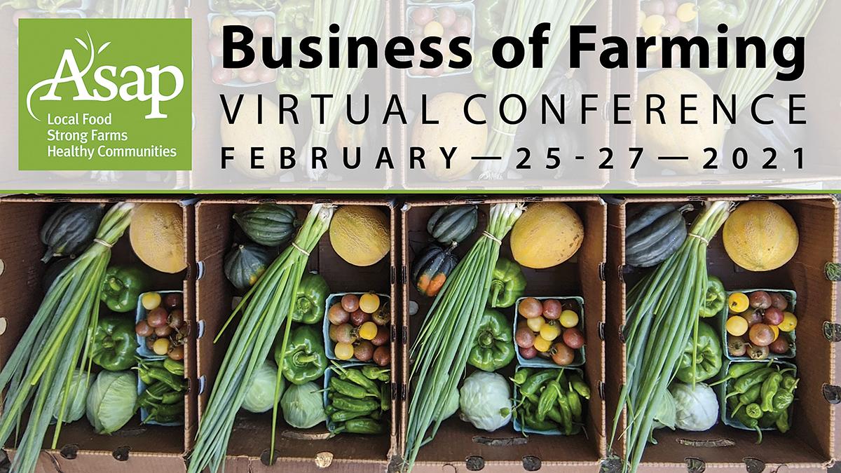 ASAP Business of Farming