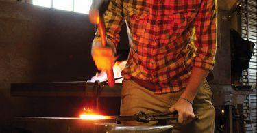 Warren Wilson crafts grant