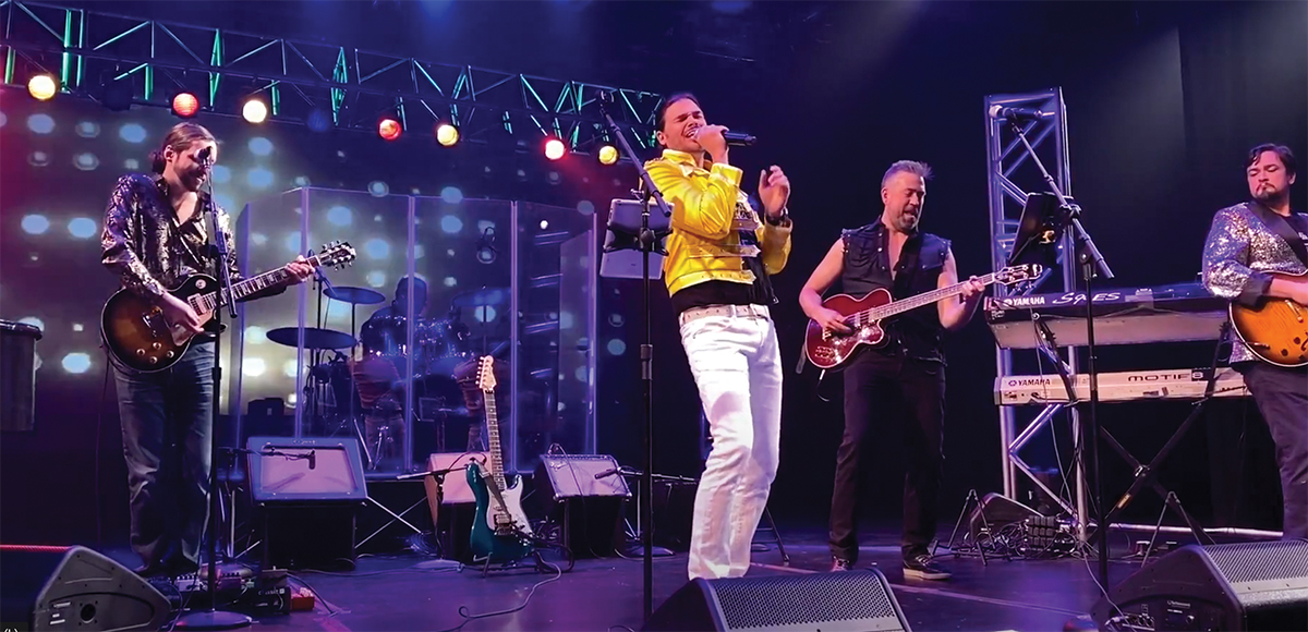 Flat Rock Playhouse: The Music of Queen